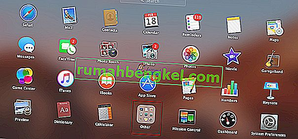 Cómo encontrar la captura de imágenes en tu Mac