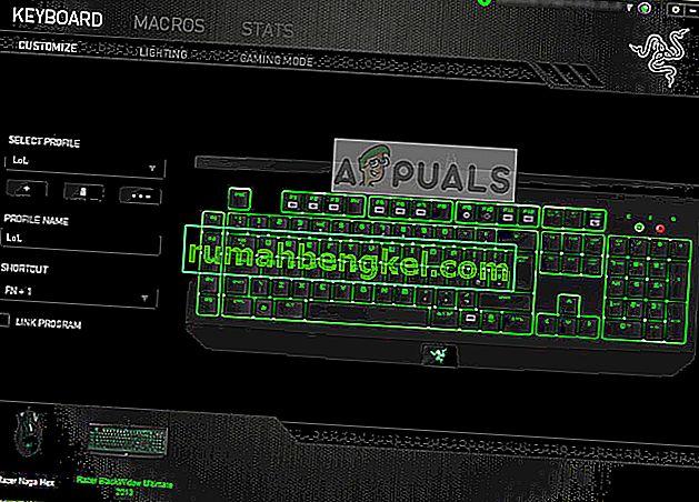 תיקון: סינפסה של Razer לא מזהה התקנים