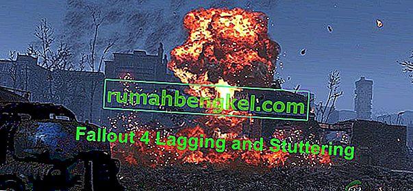 כיצד לתקן Fallout 4 בפיגור