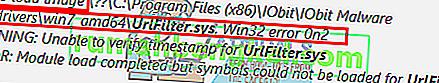 כיצד לתקן שגיאה irql_not_less_or_equal ב- Windows 10
