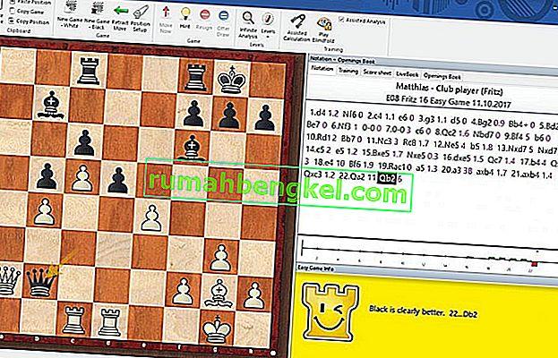 أفضل 5 برامج تدريب للشطرنج