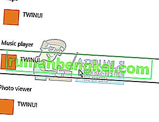Poprawka: aplikacje są resetowane do TWINUI