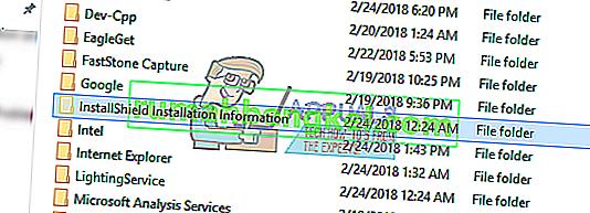 Какво представлява инсталационната информация за InstallShield и може ли да бъде изтрита?