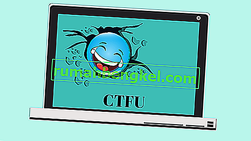 Какво означава CTFU и къде да го използвам?
