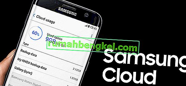 Как да получите достъп до снимки в Samsung Cloud от компютър