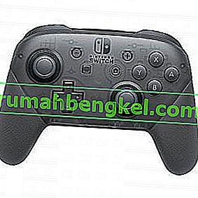 Cómo usar un controlador Pro de Nintendo Switch para juegos de PC