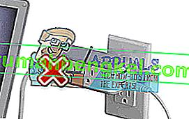 כיצד לתקן & lsquo; מחובר, לא טוען & rsquo; במחשב נייד של Windows