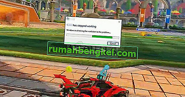 Jak naprawić awarie i zawieszanie się gry Rocket League w systemach Windows 7, 8 i 10