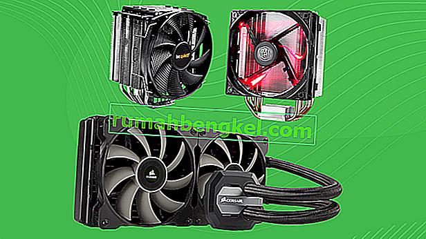 Los mejores enfriadores de CPU para Intel Core i7-7700K