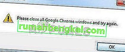 修正:Google Chromeをアンインストールできない