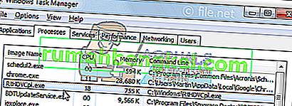 RtHDVCpl.exeとは何ですか?削除するか無効にする必要がありますか?