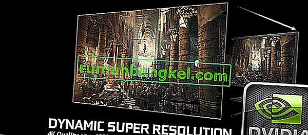 Nvidia DSR : DSR 요인 및 부드러움 이해