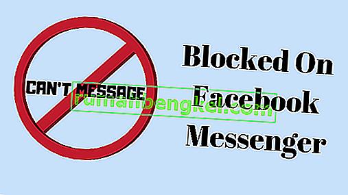 Как да проверите дали някой ви е блокирал в приложението Messenger за Facebook?