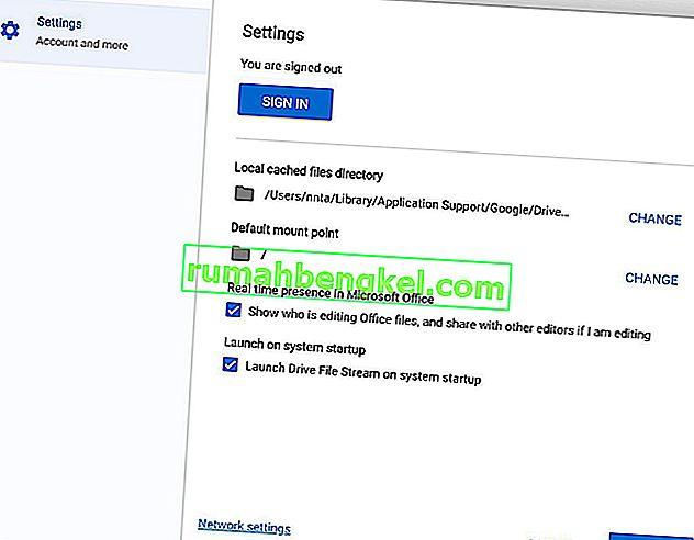 Как да разрешите файловия поток на Google Drive, който не работи на Mac или Windows