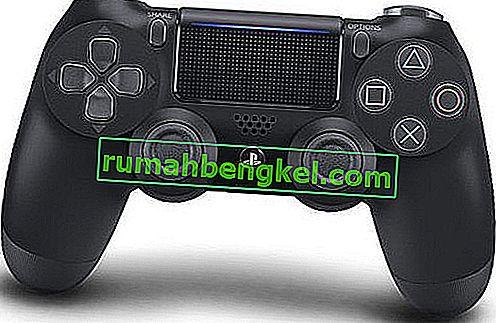 Виправлено: контролер PS4 не підключається