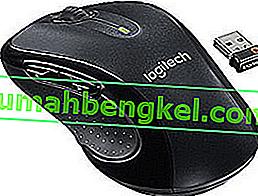 Poprawka: Mysz bezprzewodowa Logitech nie działa