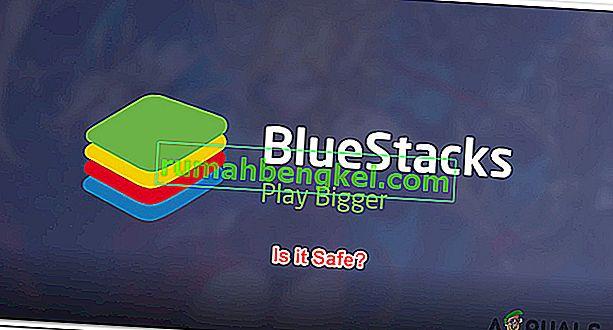 BlueStacks:安全ですか?