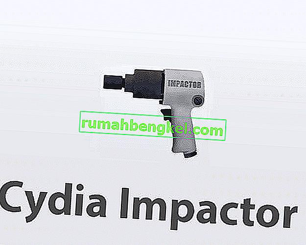 수정 : Cydia 임팩터가 작동하지 않음