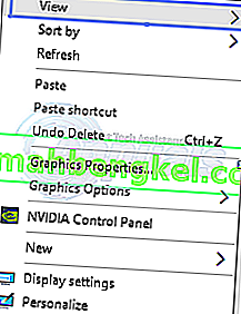 Poprawka: brak ikon pulpitu w systemie Windows 10