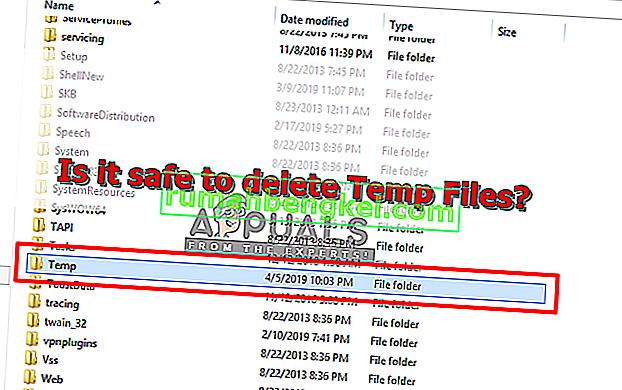 ¿Qué son los archivos temporales y es seguro eliminarlos?