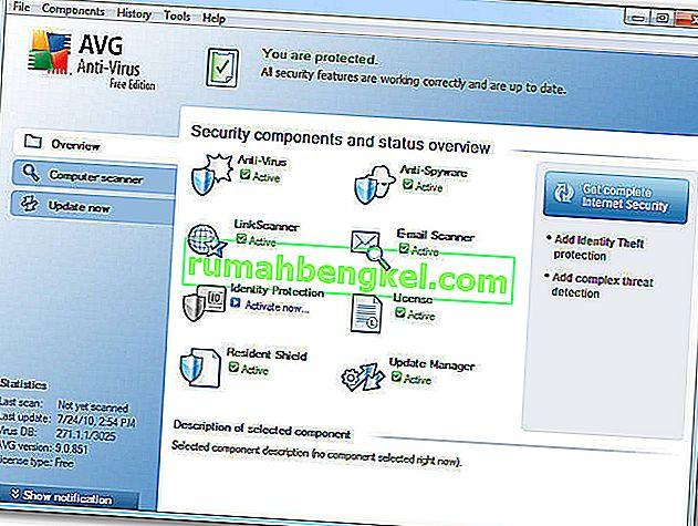 5 najlepszych programów antywirusowych dla systemu Windows XP