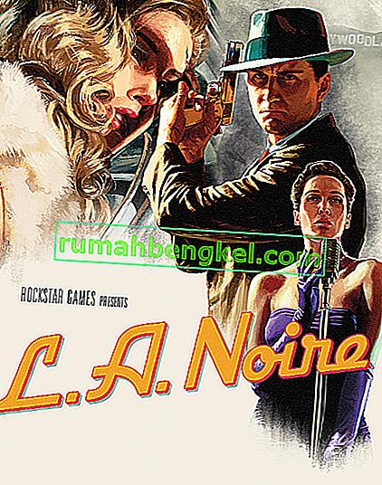 Поправка: LA Noire не стартира на Windows 10
