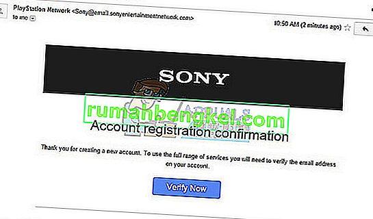 PlayStation & ldquo; 오류가 발생했습니다 & rdquo;를 수정하는 방법 (오류 코드 없음)?