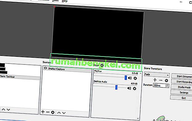 Как исправить черный экран в OBS Studio