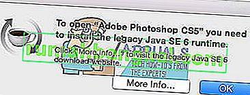 Как установить устаревшую среду выполнения Java SE 6 на MacOS