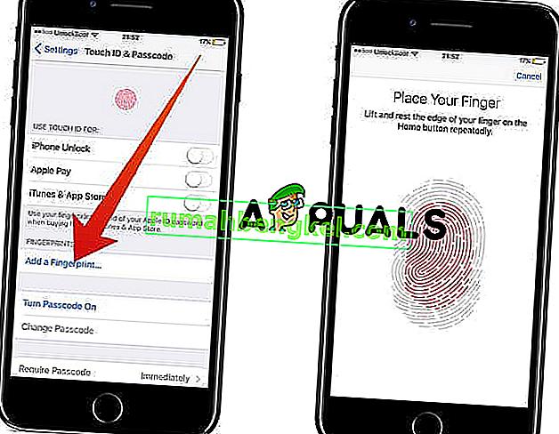 Solución: no se puede activar Touch ID en este iPhone