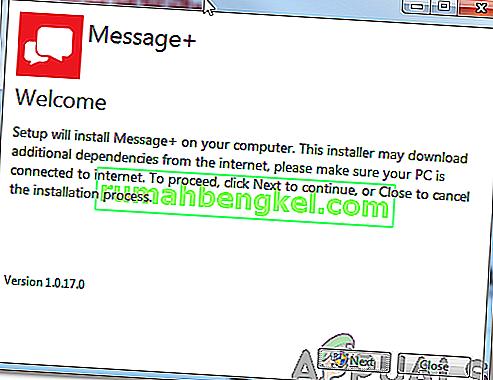 & ldquo; Message +가 작동하지 않음 & rdquo;을 수정하는 방법 Verizon에서?