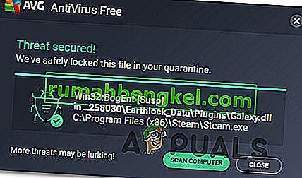 ¿Es Win32: Bogent un virus y cómo lo elimino?