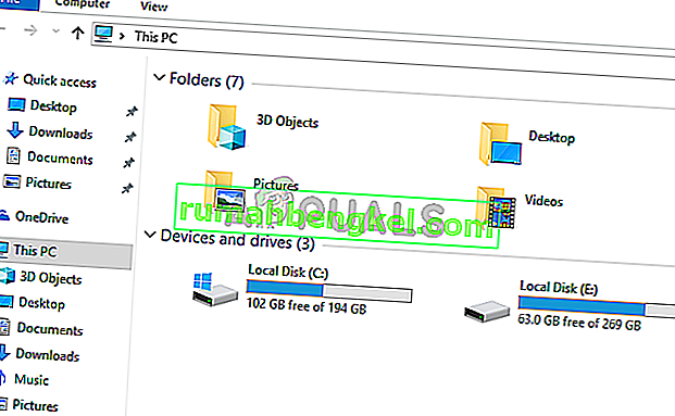 Correção: o Explorador de Arquivos abre aleatoriamente no Windows 10