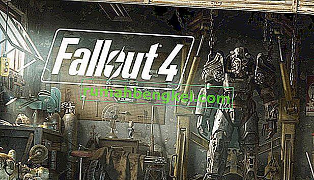 Поправка: Fallout 4 не стартира