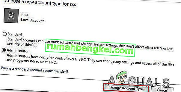 Windows 10でユーザーアカウントを管理者にする方法