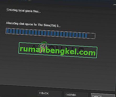 Jak naprawić blokadę Steam podczas przydzielania miejsca na dysku w systemie Windows?