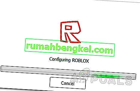 Как да поправя грешката при конфигуриране на Roblox Loop?