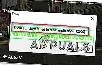 ¿Cómo reparar el error de GTA IV SecuLauncher?