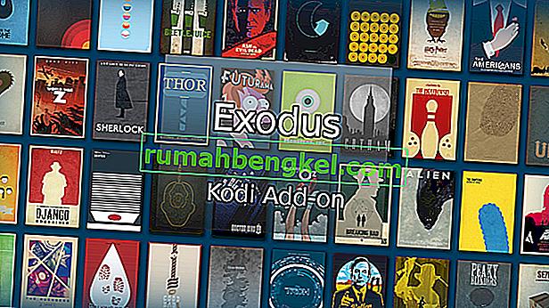 Solución: la búsqueda de Kodi Exodus no funciona