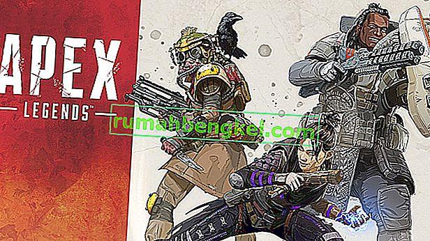 תיקון: Apex Legends Crashing במחשב האישי