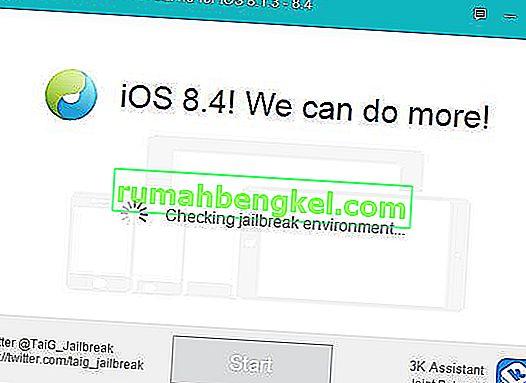 NAJLEPSZE Jailbreak: Kroki do Jailbreak iOS 8.4 / 8.3 / 8.2 i 8.1.3