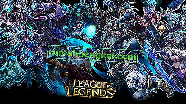 Поправка: League of Legends не спечели & rsquo; t Open