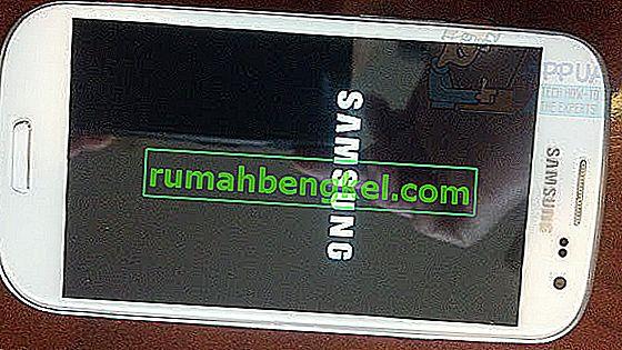 FIX: هاتف Samsung عالق في حلقة التمهيد ولن يتم تشغيله