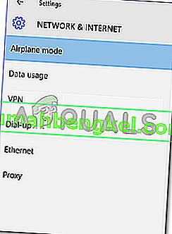 Solución: sin opción de Wifi en la configuración de Windows 10