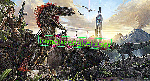Arreglo: Ark sigue fallando en la PC