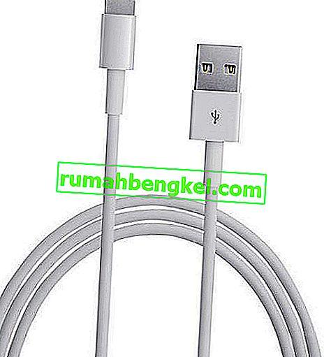 Correção: Driver USB Apple Mobile Device ausente