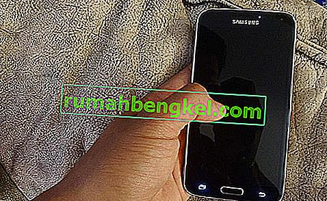 Correção: Tela preta da morte do Galaxy S5