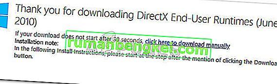 Solución: falta d3dx9_39.dll
