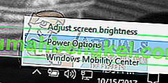 Solución: Windows 10 no dormirá automáticamente