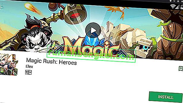 Cómo configurar NoxPlayer para juegos de Android en PC